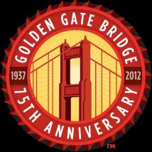 旧金山金门大桥75周年庆典烟花表演