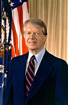 卡特Jimmy Carter访华引用的典故