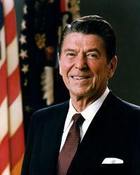 里根Ronald Reagan访华引用的典故