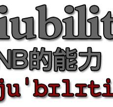 chinglish-niubility