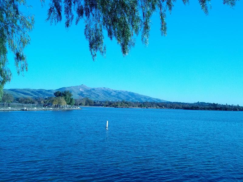 fremont central park-Lake Elizabeth-mission peak