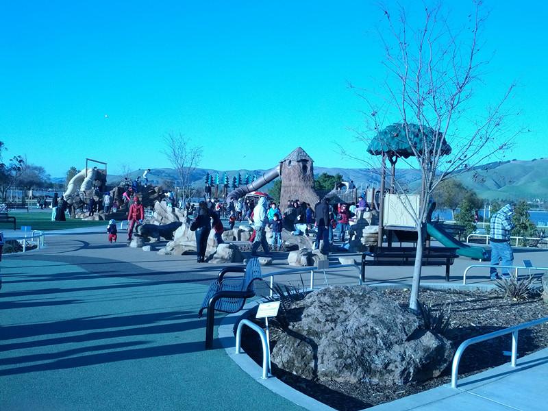 fremont central park-playground for kids