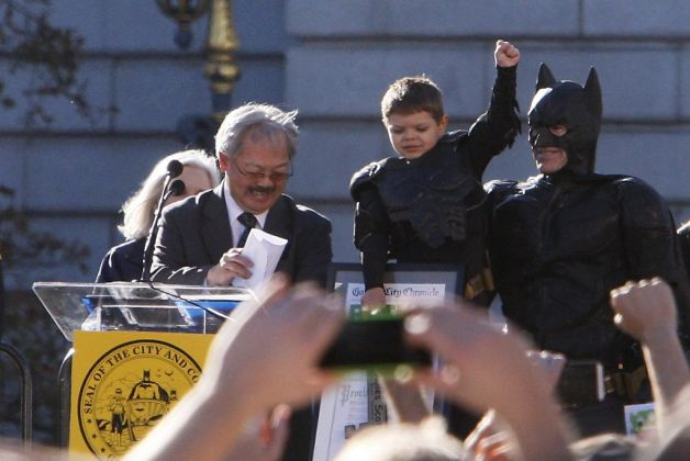 batkid in san francisco