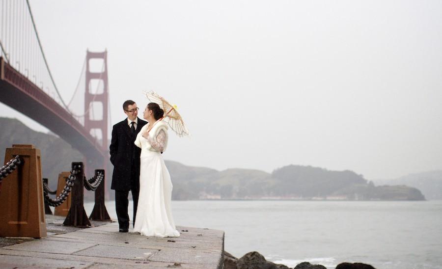 旧金山婚礼