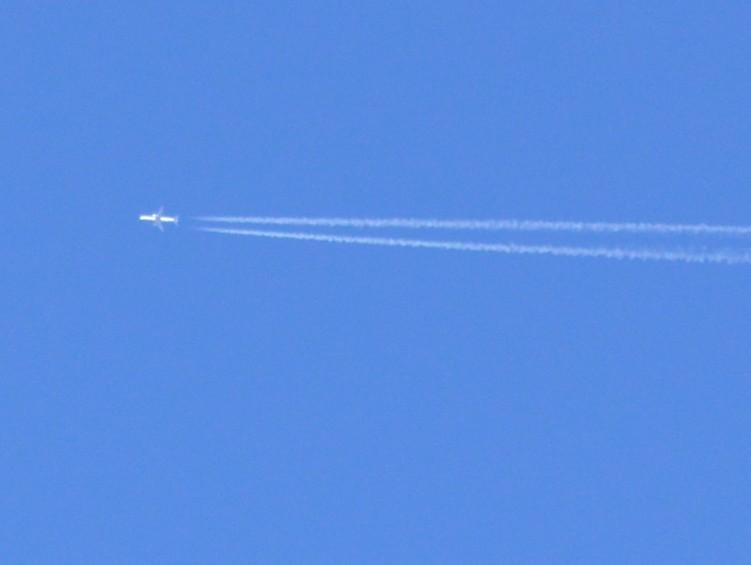 bay area mission peak airplane