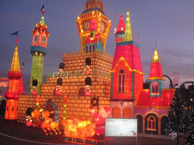 英国皇家城堡-big-ben