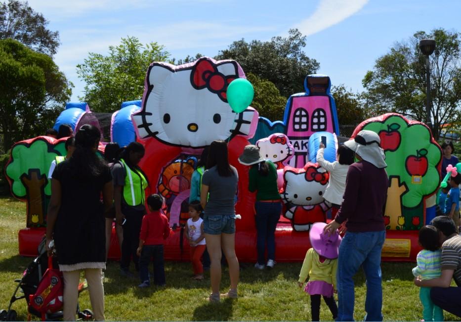 Fremont Kids and Kites Festival