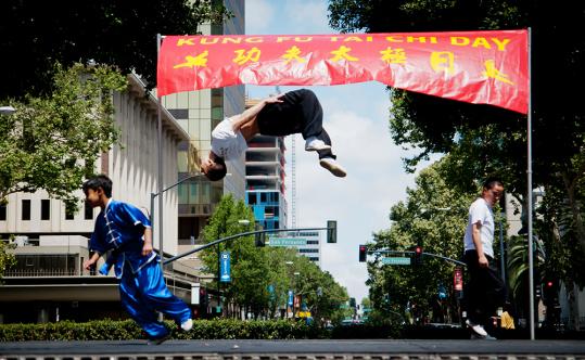Kung Fu Tai Chi Day 2014