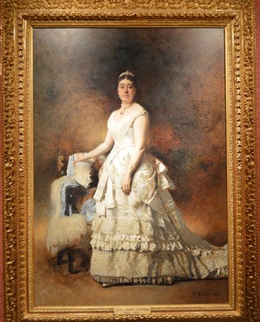 leland stanford junior museum_Jane Lathrop Stanford