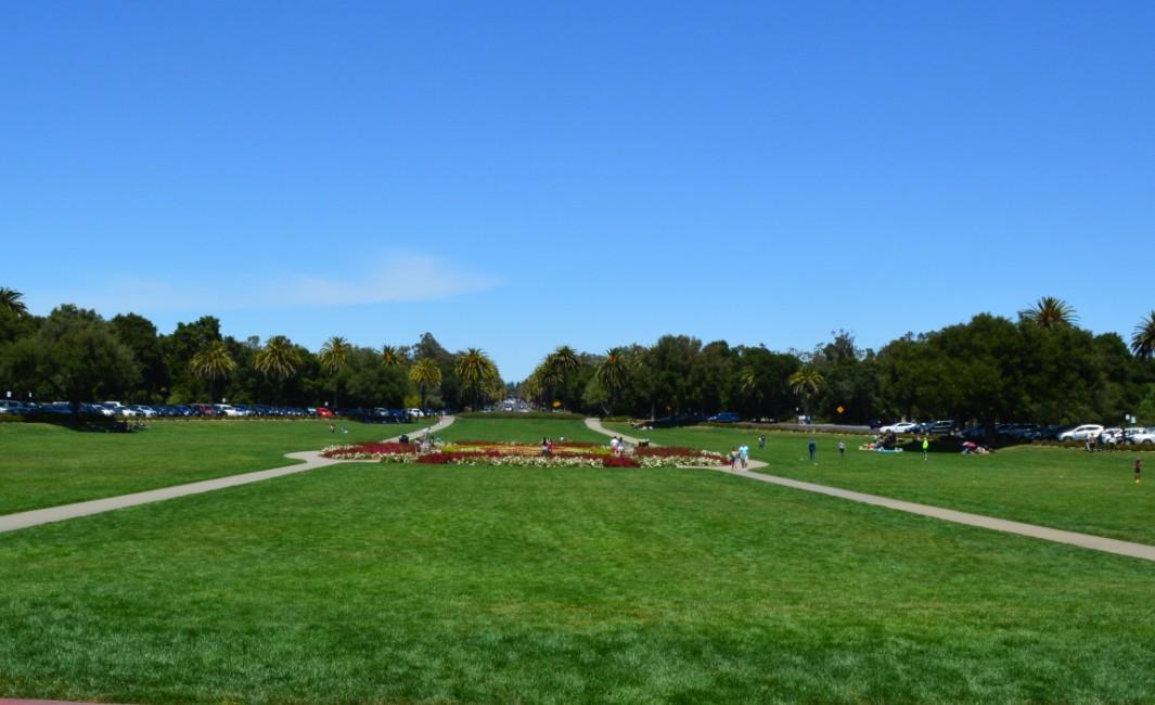 stanford univercity oval park