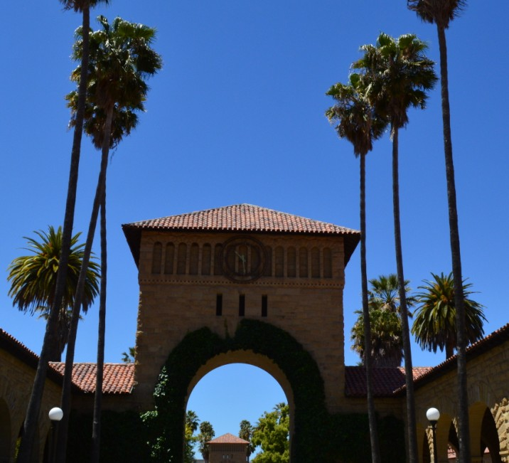 stanford univercity campus