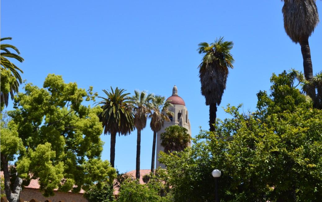 stanford univercity_Hoover Tower