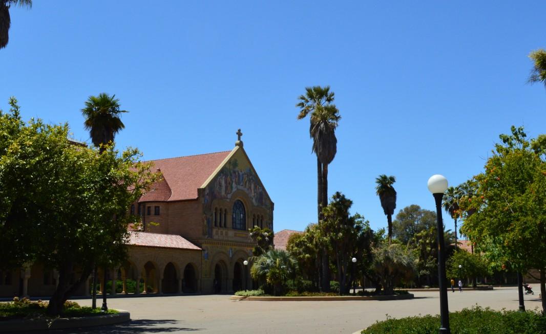 斯坦福纪念教堂
