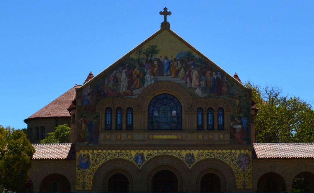 斯坦福大学纪念教堂
