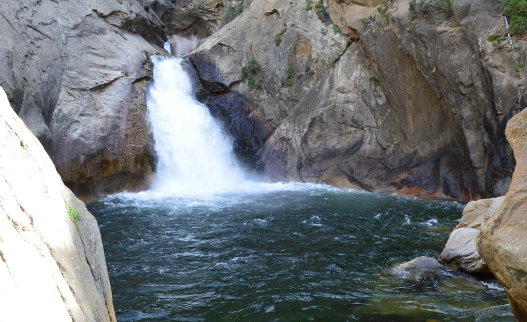 roaring river fall