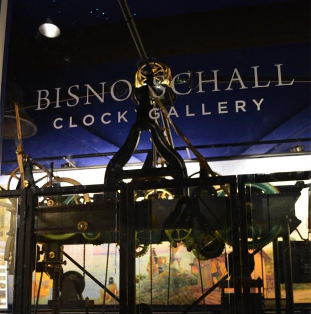 santa barbara county courthouse_bisno schall clock gallery