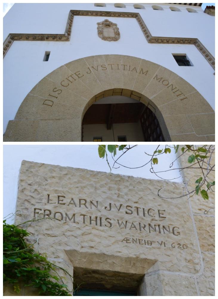 santa barbara county courthouse_justice