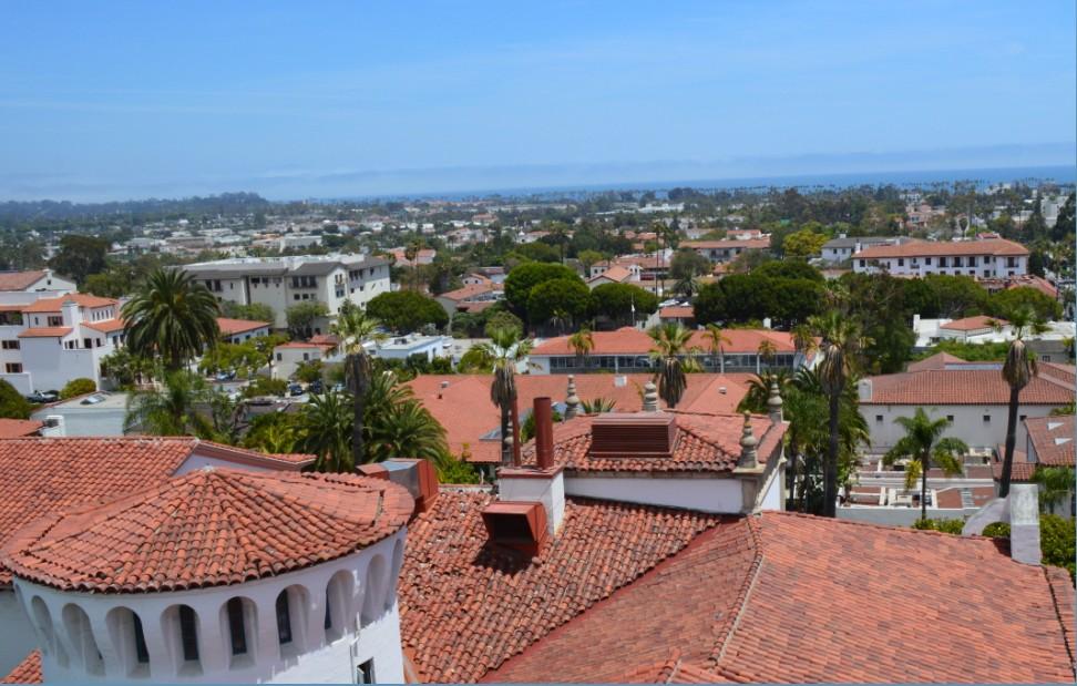 santa barbara county courthouse_ocean view2