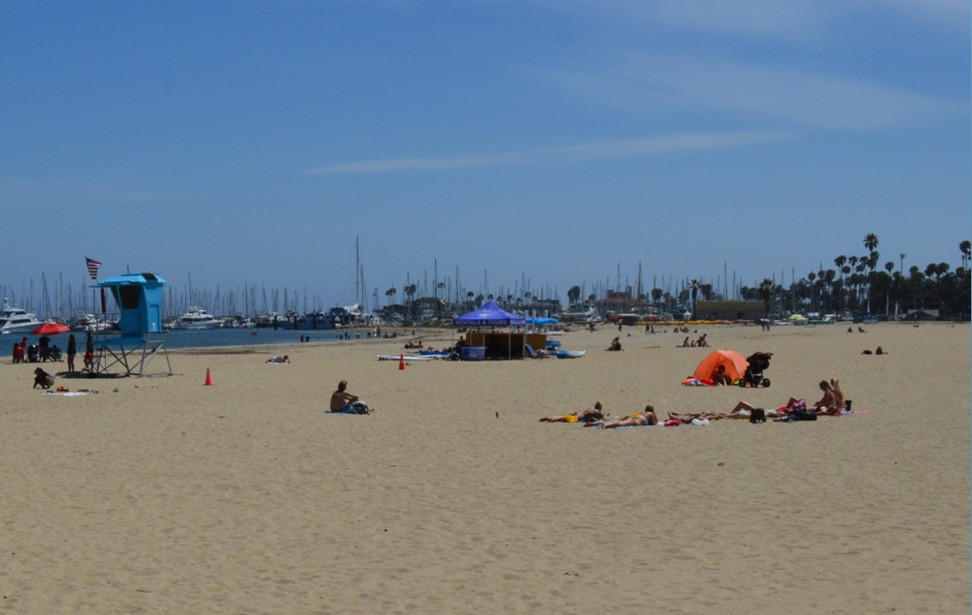 santa barbara stearns wharf_beach right2