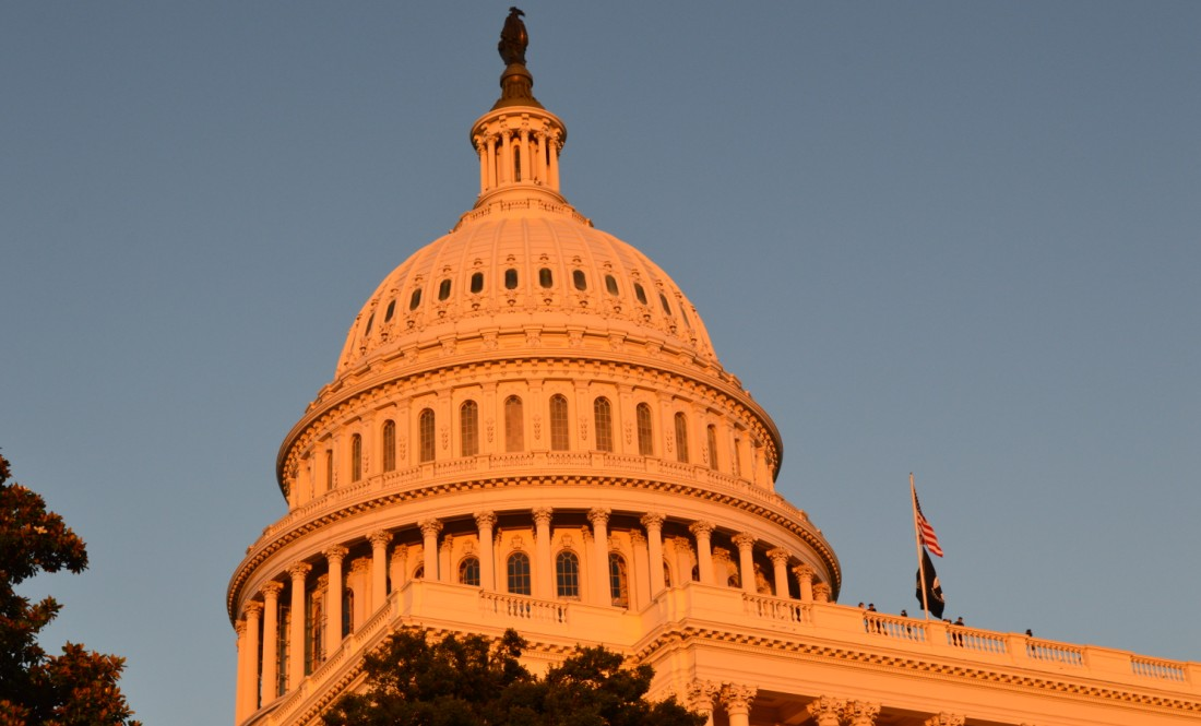 washington-dc-Capitol Hill_sunset