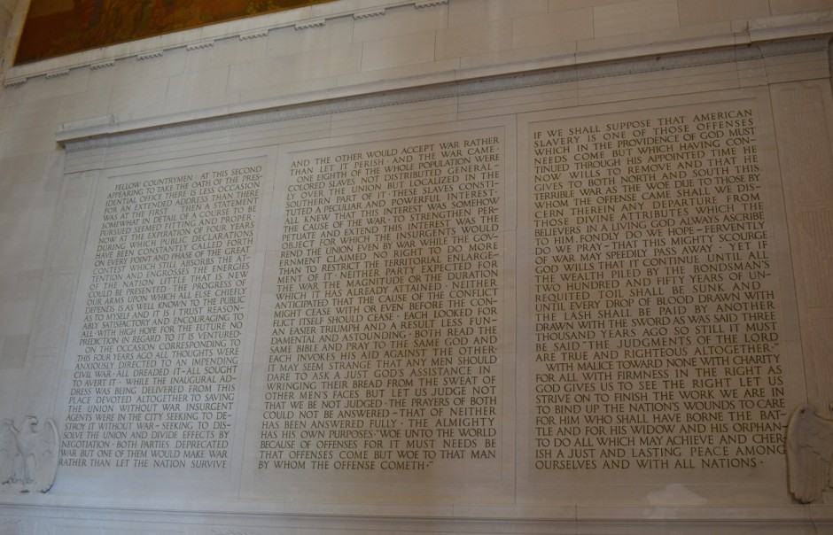 washington-dc-Lincoln Memorial_wall