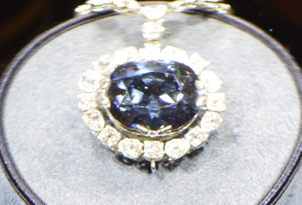 washington-dc-The National Museum of Natural History_hope diamond-front