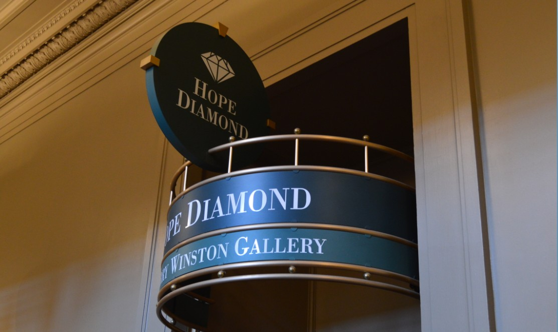 washington-dc-The National Museum of Natural History_hope diamond