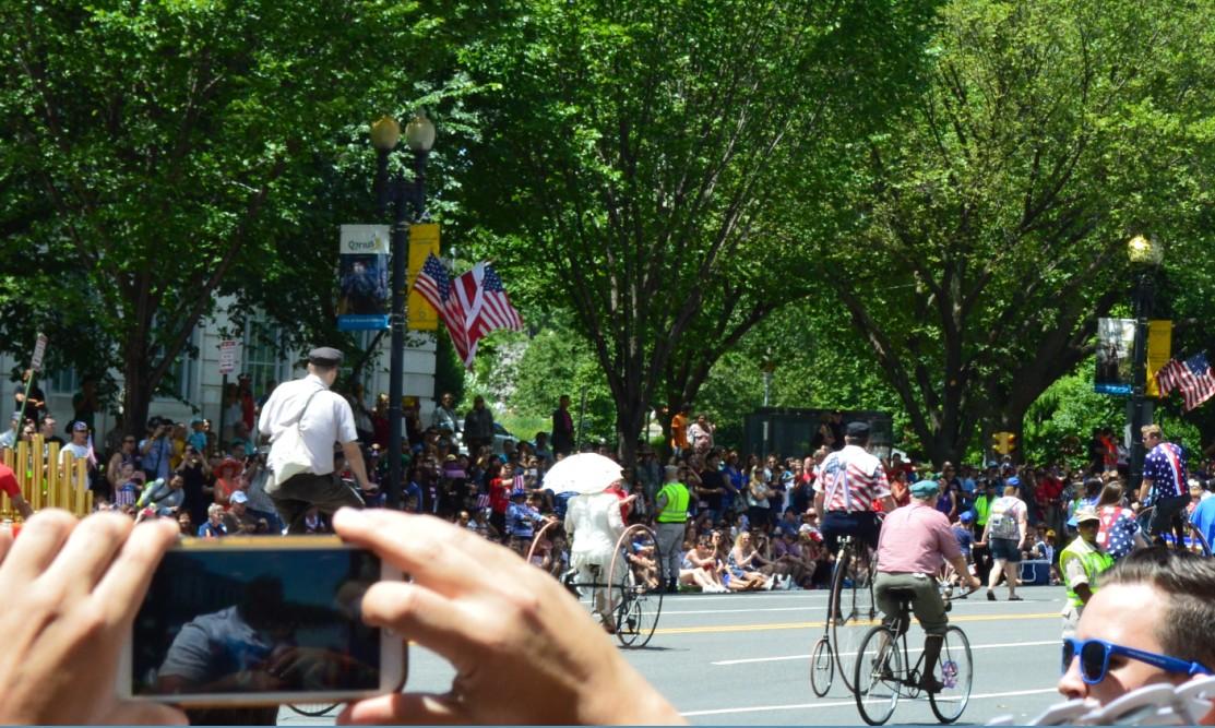 washington-dc-july 4 independance day parade