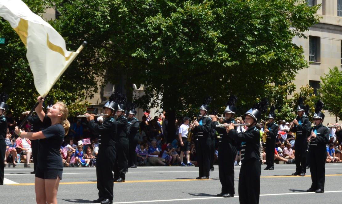washington-dc-july 4 independance day parade12
