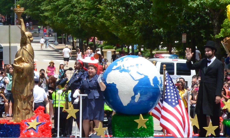 washington-dc-july 4 independance day parade13