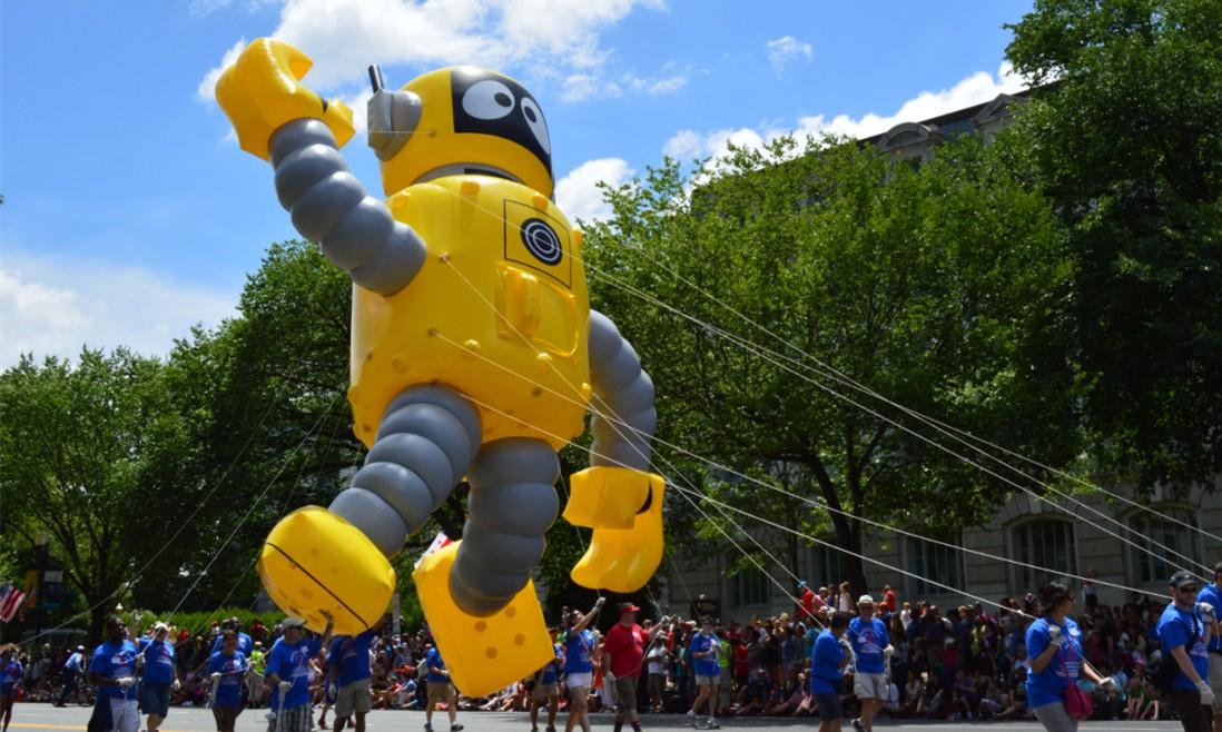 washington-dc-july 4 independance day parade2