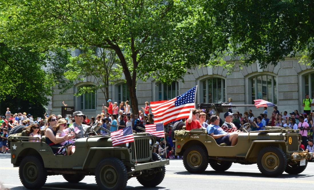 washington-dc-july 4 independance day parade4