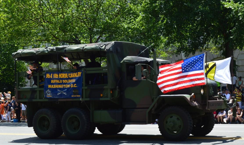 washington-dc-july 4 independance day parade5