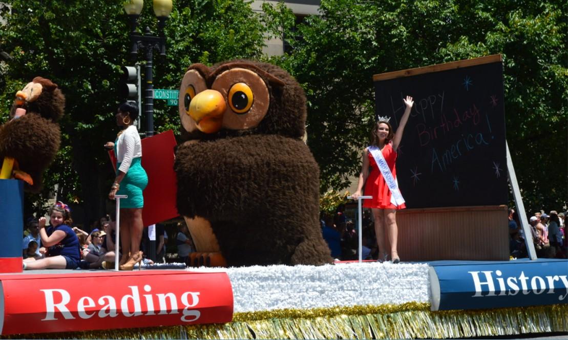 washington-dc-july 4 independance day parade6