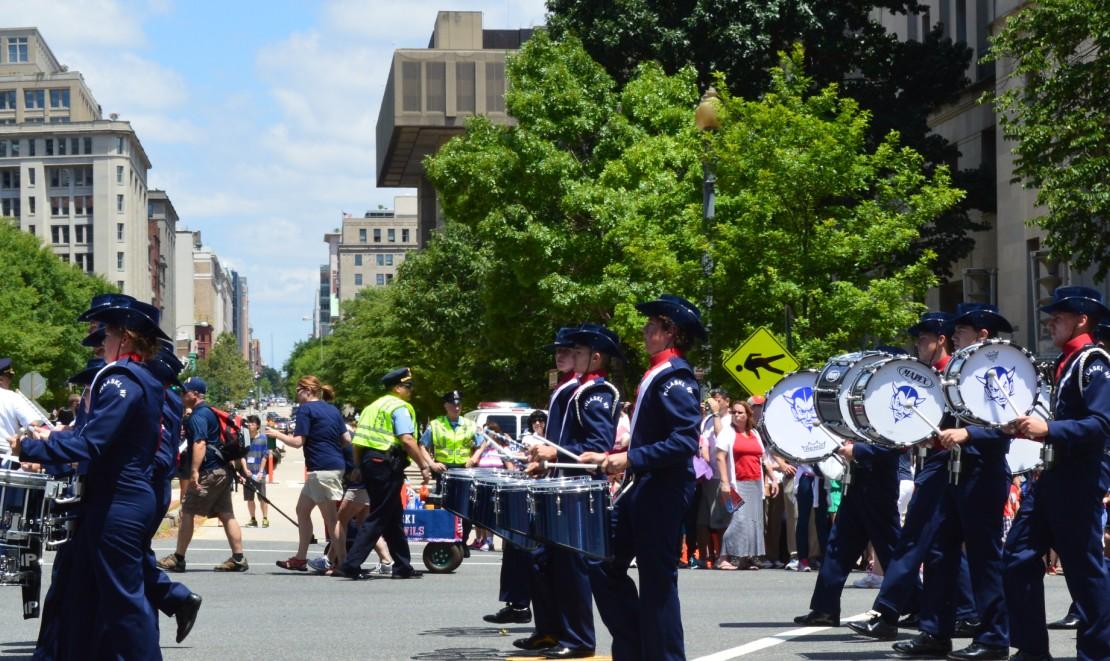 washington-dc-july 4 independance day parade7