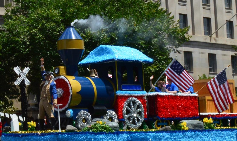 washington-dc-july 4 independance day parade9