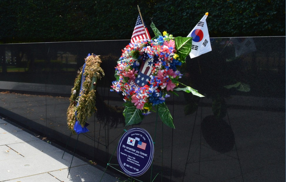 washington-dc-korean war veterans memorial