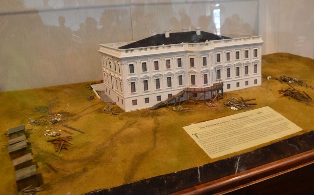 washington-dc-white house visitor center