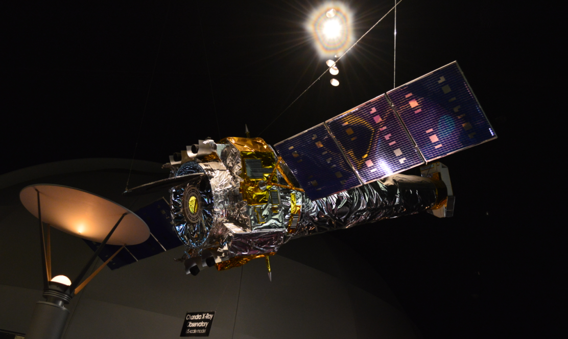 National Air and Space Museum-Chandra X-ray Observatory