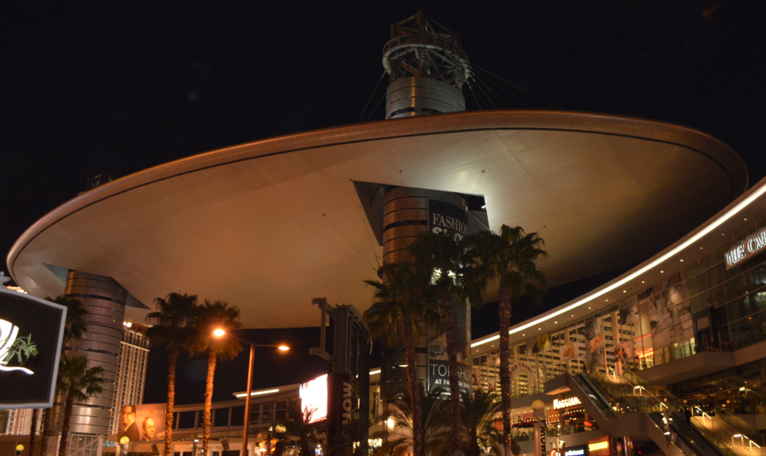 las vegas_Fashion Show Mall