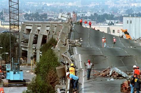 北加州旧金山地震