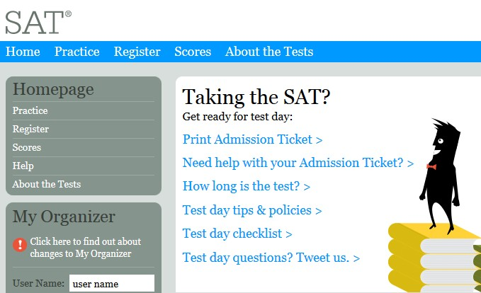 美国SAT入学考试