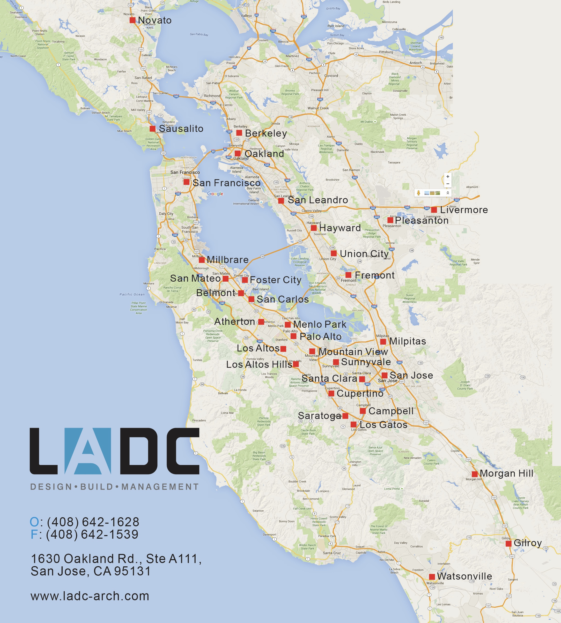 LADC-MAP
